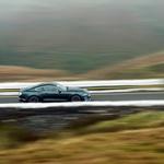 Ford Mustang Bullit je premagal eno od najbolj slovitih motociklističnih stez na svetu (foto: Ford)