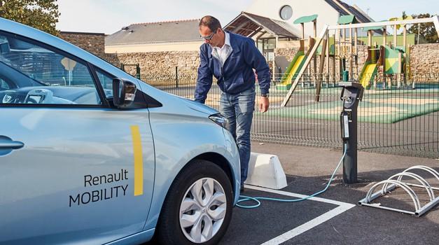 Skupina Renault bo avtomobilske baterije predelovala v stacionarne shranjevalnike energije (foto: Renault)
