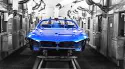 S tekočega traku so zapeljali prvi kabrioleti BMW-jeve serije 8