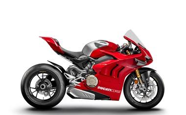 EICMA 2018: Ducati Panigale V4R