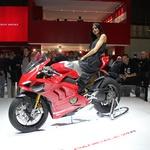 EICMA 2018: Ducati Panigale V4R (foto: Peter  Kavčič)