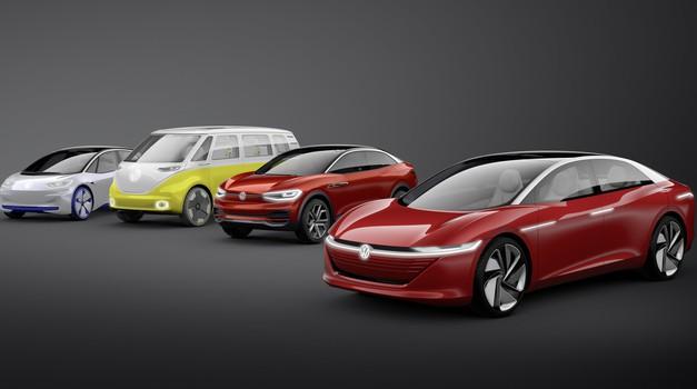 Volkswagnov električni križanec bo cenjen na (le) 18.000 evrov (foto: Volkswagen)