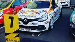 Boštjan Avbelj po koncu sezone Clio Cup: »Tudi v prihodnje si želim nastopati na tako visoki ravni«