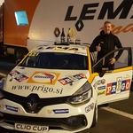Boštjan Avbelj po koncu sezone Clio Cup: »Tudi v prihodnje si želim nastopati na tako visoki ravni« (foto: Boštjan Avbelj)