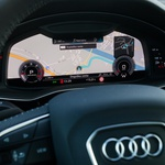 Test: Audi Q8 50 TDI quattro ponuja pogled v prihodnost (foto: Saša Kapetanovič)