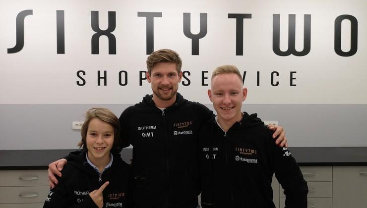 Sixtytwo MotoSport predstavil ekipo za naslednjo sezono