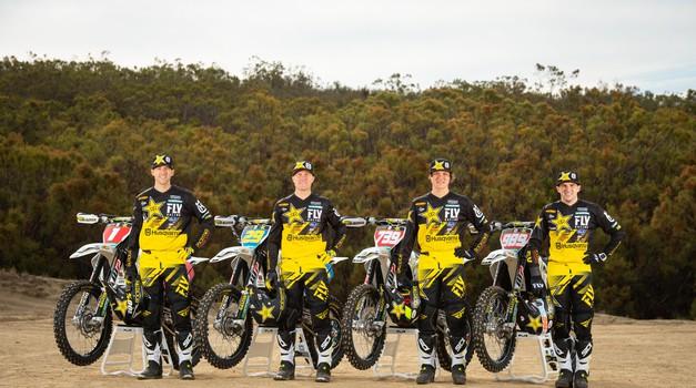 Husqvarna predstavila off-road ekipo za sezono 2019