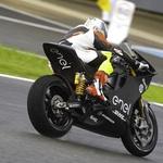 Testiranja razreda MotoE v Jerezu: Prihodnost je že tu (foto: Dorna)