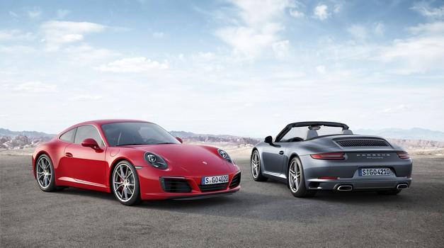 Porsche se poslavlja od aktualnega 911 z oznako 991 ... (foto: Porsche)