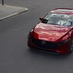 Los Angeles 2018: Mazda3 se popolnoma nova pelje v četrto generacijo (foto: Mazda)