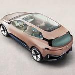 Los Angeles 2018: BMW Vision iNext končno razkrit tudi širši javnosti (foto: BMW)