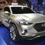 Hyundai naposled le vstopa v razred poltovornjakov? (foto: Newspress)