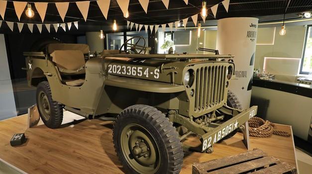 Zgodovina: Jeep - brez njega ne bi poznali terencev in križancev (foto: Fiat Chrysler Automobiles)
