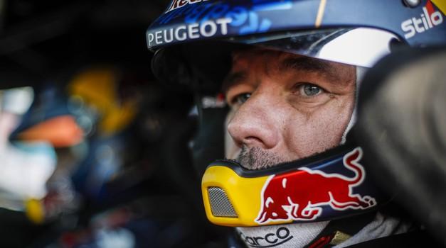 Sebastien Loeb se vrača v WRC! (foto: Red Bull)