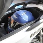 Test: Honda Forza 300 (2018) (foto: Peter Kavčič)