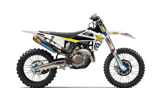 Husqvarna predstavila tekmovalno različico motocikla FC 450