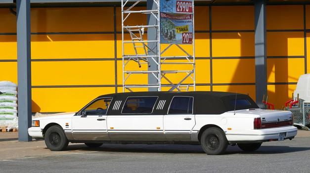 Zgodovina: Lincoln - Cadillacov 'naslednik' (foto: Profimedia)