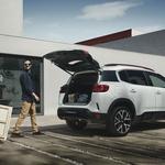 Novo v Sloveniji: Še drugi Citroënov Aircross (foto: Citroen)