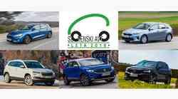 Slovenski avto leta 2019: preizkusite finaliste skupaj z novinarji