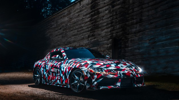 Bo Toyota novo Supro predstavila tudi v izvedbi brez strehe? (foto: Toyota)