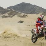 Dakar 2019, 1. dan: Loeb s težavami, Marčič začenja tam, kjer je končal lani (foto: Dakar Rally)