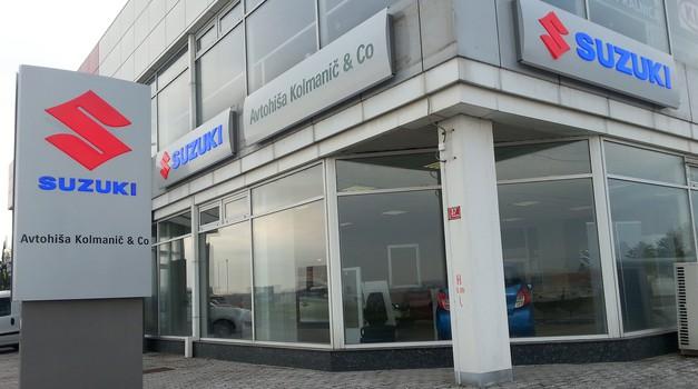 Suzuki ima nov prodajno-servisni center v Brežicah (foto: Suzuki)