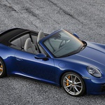 Dobrodošel, številka 2: Porsche predstavlja brezstrešno različico 911 992 (foto: Porsche)