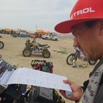 Dakar 2019: Zahtevna druga etapa premešala situacijo na vrhu (foto: ekipa Simona Marčiča)