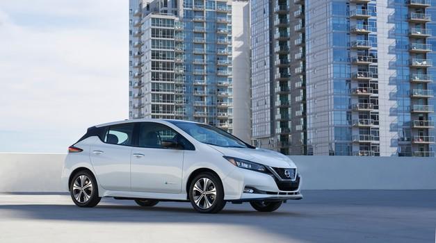 Nissan Leaf je dobil zmogljivejšo baterijo in več moči (foto: Nissan)