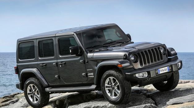 Novo v Sloveniji: Jeepova trojka (foto: Jeep)