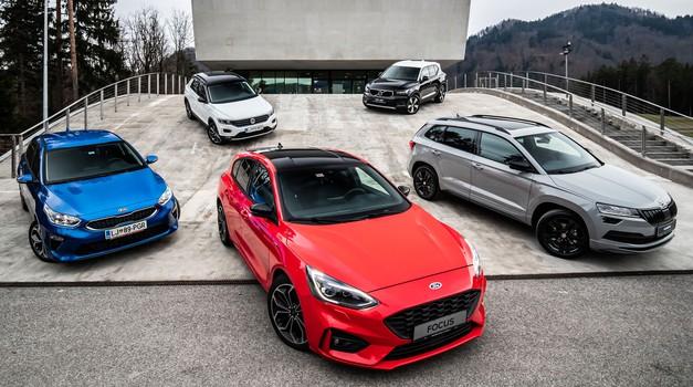 Slovenski avto leta 2019: zmagovalec je Ford Focus (foto: Uroš Modlic)