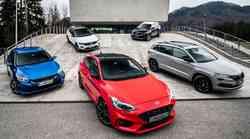 Slovenski avto leta 2019: zmagovalec je Ford Focus