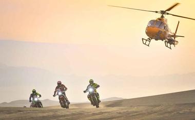 Dakar 2019: odstopil je 'monsieur Dakar', Stephane Peterhansel