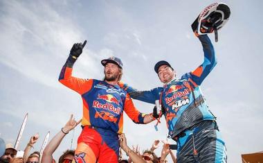 Dakar 2019: Toby Price drugič zmagovalec med motociklisti, Al-Attiyah tretjič med avtomobilisti