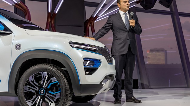Francija zahteva, da Renault razreši Carlosa Ghosna vseh dolžnosti (foto: Renault)