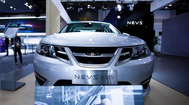 Je Saab končno našel rešitelja? (foto: NEVS)