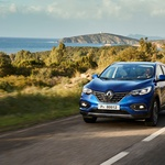 Novo v Sloveniji: Renault Kadjar (foto: Renault)