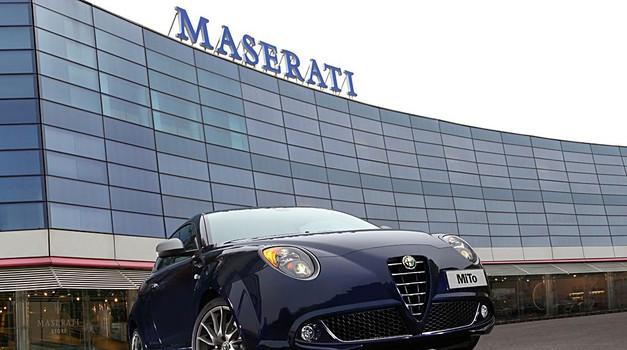 Se kitajski Geely zanima za nakup dela koncerna FCA? (foto: FCA, Maserati)