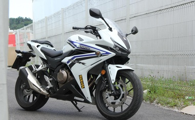 Sanje o športnem motociklu