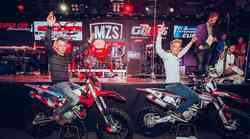 MZS: s tremi dirkami do novega motocikla