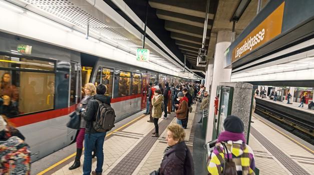 Dunaj kot vzor mesta z urejenim javnim prometom (foto: Wiener Linien/ Helmer Manfred)