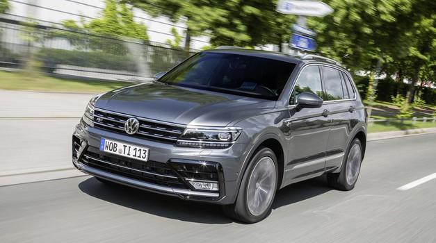 Volkswagen praznuje: izdelan je bil petmilijonti Tiguan (foto: Volkswagen)