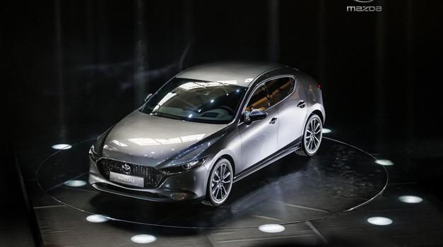 Manj je več, a le pri obliki (foto: Mazda)