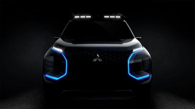 Mitsubishi v Ženevo z novim Lancerjem? (foto: Mitsubishi)