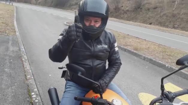 AM interno #70: Ni zime za motocikliste