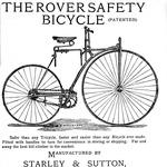 Zgodovina: Rover - od kolesa do avtomobila (foto: Profimedia)