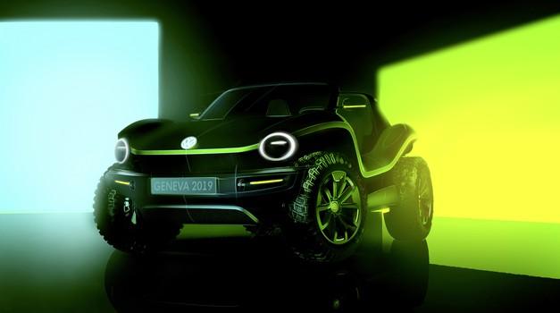Otroci cvetja se veselijo, električnemu Volkswagnu Buzzu sledi še električni Buggy (foto: Volkswagen)