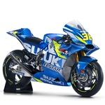 MotoGP: Suzuki v novo sezono z mladimi silami (foto: Suzuki)