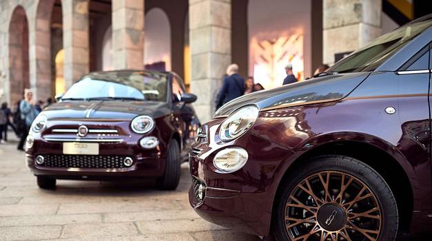 V Lidl po novem tudi po avtomobil (foto: FCA)