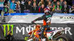 Monster Energy Supercross: Webb znova neustavljiv (video)